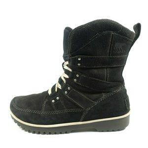 Sorel Meadow Lace Waterproof Winter Boots